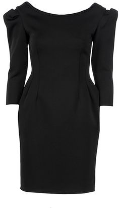 LANVIN   Structured Dress     dressmesweetiedarling