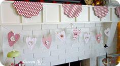 3 Easy paper craft tutorials #valentines