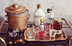 The Bar Cart is Back