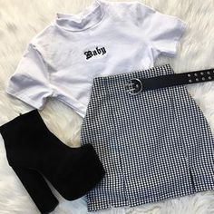 # Outfits for teens Tumblr Outfits, Teen Fashion Outfits, Mode Outfits, Retro Outfits, Girly Outfits, Cute Casual Outfits, Outfits For Teens, Stylish Outfits, Vintage Outfits