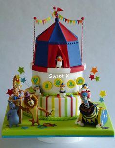 Cool Madagascar cake