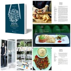 Cookbook 'Dots Cooking' by Martin Ho published by Brandstätter Verlag. 280 pages. http://t-h-i-n-g-s.blogspot.com