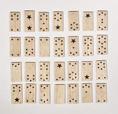 Dominos: by Fredericks and Mae.