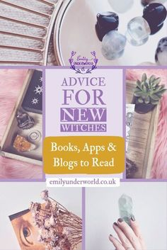 Modern Witchcraft: Books, Apps & Blogs To Read If You Want To Be a Witch in 2020! Recommended Witchcraft Books, Witchy Apps, and Magickal Resources. Advice and inspiration for beginner witches. #witchcraft #magick Real Magic Spells, Witchcraft Spells For Beginners, Witchcraft Spell Books, Witchcraft Herbs, Magick Spells, Witch Apps, Baby Witch, The Worst Witch, Pop Culture References