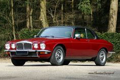 FAB WHEELS DIGEST (F.W.D.): Daimler Double Six Coupe (1975-77)