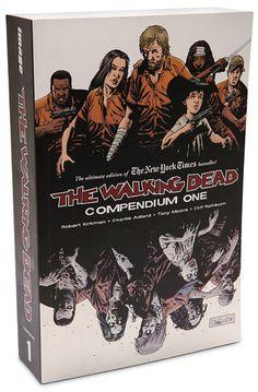 The Walking Dead Compendium $49.99