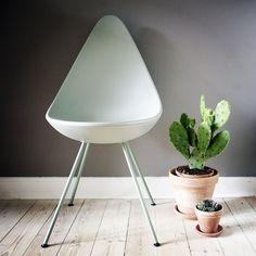 Drop Chair - Arne Jacobsen