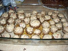 Bacon and Cream Cheese Stuffed Mushrooms