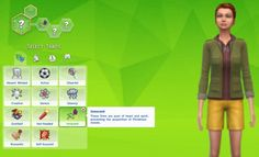 Mod The Sims: Innocent Trait by Thedarkgod • Sims 4 Downloads