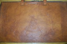 52 Best Freemason leather images in 2018 | Leather, Custom