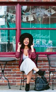 Why this natural-haired girl is staying true to her style