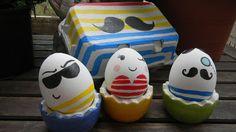 Huevos de Pascua pintados. Natali's cooking