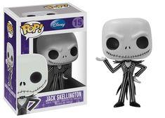 POP! Disney # 15: The Nightmare Before Christmas: JACK SKELLINGTON