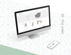 """Check out new work on my @Behance portfolio: """"Online furniture store UX/UI design"""" http://be.net/gallery/54995341/Online-furniture-store-UXUI-design"""