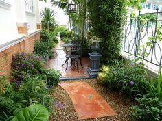 7 ไอเดีย จัดสวนนั่งเล่น ข้างบ้าน ข้างกำแพง « บ้านไอเดีย แบบบ้าน ตกแต่งบ้าน เว็บไซต์เพื่อบ้านคุณ