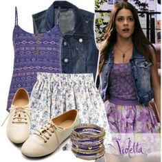 Violetta #7