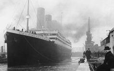 The Titanic was one of the first cruise ships to ever take to the seas. In 1912, it was the largest passenger ship in the world. It measured an incredible 883 feet long, which made it the biggest moving object on earth.