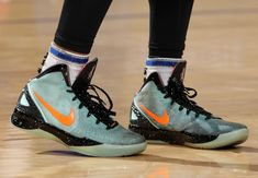 """2088ca705119 The Nike Zoom Hyperdunk 2011 SPRM in the """"Galaxy"""" colorway!"""