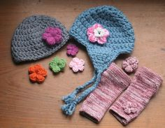 A perfect little Spring project! I've been looking and looking and trying to make sweet simple flowers. When I thought up this one I quickly made many of them and put them on my purse, a headband, a hat, a...
