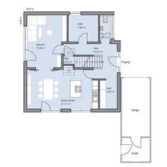 Haus Daniel – Erdgeschoss