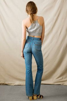 Vintage Festival Flare Jean  #urbanoutfitters