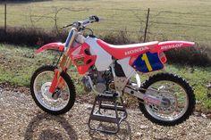 1994 Jeremy McGrath Team Honda CR250R Supercross Race Replica