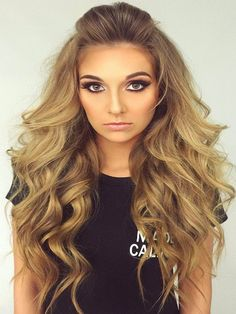 Prom Hairstyle Trends Long Hairs Cute Looks Fall 2017