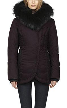 Soia & Kyo Women's Zina Fitted Winter Down Coat with Removable Fur Hood (xxs, merlot) Soia & Kyo http://www.amazon.com/dp/B014JHOP14/ref=cm_sw_r_pi_dp_vpihwb135CT8X