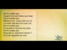 Pablo Alboran - Ne m'oublie pas (Letra) #francés #pabloalboran