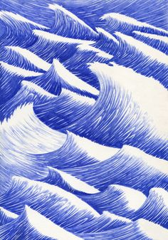 Né en 1985 l'artiste français Kevin Lucbert réalise des dessins et des illustrations pour la presse internationale avec notamment toute une superbe série réalisée uniquement à l'encre bleue qui montre des paysages où les univers se mélangent d'une façon surréaliste. Comme il n'a pas qu'un stylo bleu je vous invite à aller sur son site …