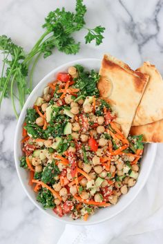 Hope everyone had a great weekend! Quick post today! I want to share a kale and chickpea salad with a classic red wine vinegar dressing. Kale and chickpea salads are a common pre-made salad found at grocery stores and so on. These are great if you are looking for something healthy while on the go....Read More