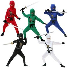 Green Ninja Avengers Series II Child Costume from @buycostumes #OrangeTuesdu2026 | holiday ideas I dig | Pinterest | Avengers series Children costumes and ...  sc 1 st  Pinterest & Green Ninja Avengers Series II Child Costume from @buycostumes ...