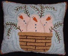 basket of snowmen