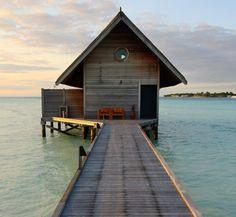 Cocoa Beach, The Maldives