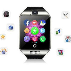 Bluetooth Smart Watch Wristwatch phone For Samsung HTC and Other Android Smartphones For Android IOS - Szukaj w Google