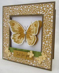 Stampin' Up! Watercolor Wings Stamping Moments