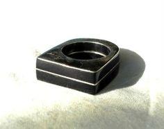 anillo de acrílico