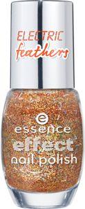 effect nail polish 19 gold fingers - essence cosmetics
