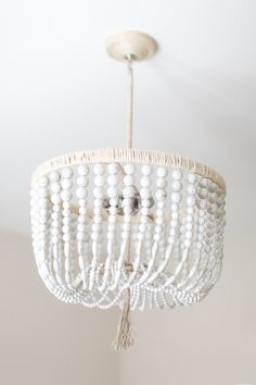 Chandelier. Photography: Bryce Covey - brycecoveyphotography.com  Read More: http://www.stylemepretty.com/living/2014/01/09/charlotte-hales-home-tour/