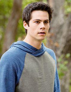 Dylan O'Brien as Stiles Stilinski on Teen wolf, all grown up!