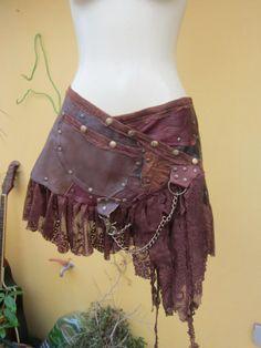 vintage inspired foresty belt/tutu/skirt32 to 38 ...