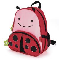 Just picked this up for Shaya.She loves it!!-Skip Hop LadyBug BackPack