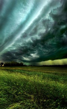 """Storm Bound"" Wisconsin Horizons by Phil Koch Milwaukee, Wisconsin"
