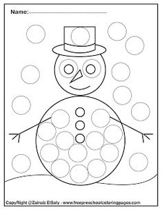 happy new year winter dot marker free printables preschool coloring pages ,do a dot marker activity for kids Monster Truck Coloring Pages, Abc Coloring Pages, Preschool Coloring Pages, Free Printable Coloring Pages, Free Printables, Christmas Printable Activities, Christmas Tags Printable, Dots Free, Do A Dot