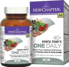 $32 New Chapter Every Man's One Daily 40 Plus, 72 Count by New Chapter, http://www.amazon.com/dp/B007A1XDWY/ref=cm_sw_r_pi_dp_bKrVqb03Q38JX