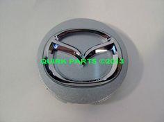 Mazda Center Wheel Cap OEM NEW Mazdaspeed Mazda3 Mazda6 CX-7 CX-9 etc #Mazda