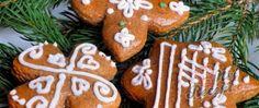 Recept Zdobené perníčky hned měkké Gingerbread Cookies, Desserts, Food, Gingerbread Cupcakes, Tailgate Desserts, Deserts, Essen, Postres, Meals