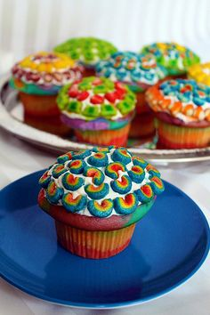 Lucky Charms #cupcakes