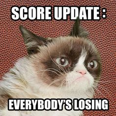 Grumpy's #superbowl