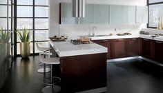 Cozinhas modernas cheias de cor Scavolini (II)